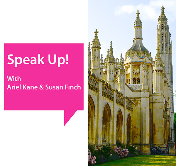 Speak Up! and Fun as the Access Way to Enlightenment